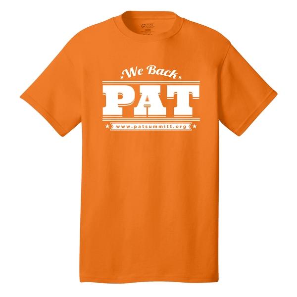 2015 Official We Back Pat T Shirt