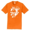 2018 We Back Pat Night S/S Orange Tee
