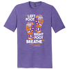 Left Foot, Right Foot, Breathe S/S Tee