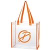 Pat Summitt Clear Tote