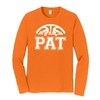 2019 We Back Pat Night L/S T-Shirt - Orange